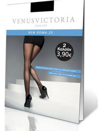 Καλσόν Venus Victoria ελαστικό 20 Den 824aeaaaa2e