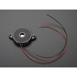 Large Enclosed Piezo Element w/Wires