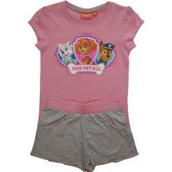 ΣΕΤ PAW PATROL - ροζ γκρι 10290 594775db1e2