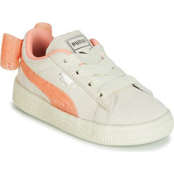 aa5bfca281 Χαμηλά Sneakers Puma INF SUEDE BOW JELLY AC.WHI