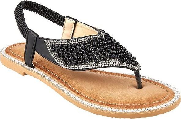 Γυναικεία Σανδάλια Μαύρο • Shoesparty  436a9bc1394