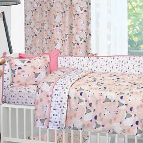 Κουβερλί Κούνιας Das Home Fun Prints 6452 6ef15cf20a1