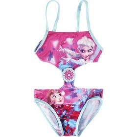 50189da1e9b Παιδικό Μαγιό Ολόσωμο Έλσα Και Άννα Frozen Disney Γαλάζιο-Ροζ Χρώμα