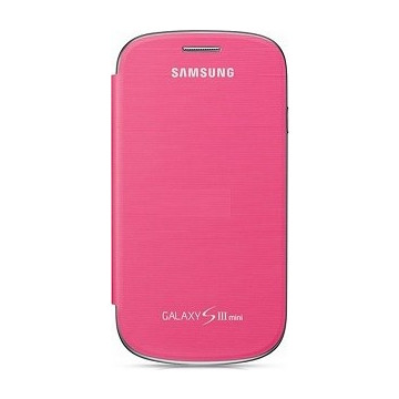 Samsung Flip Cover Pink (Galaxy S III Mini)