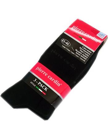 Pierre Cardin Ανδρικές Κάλτσες σετ 3 ζευγαριών σε Μαύρο χρώμα - Pierre  Cardin 14ff4fd90da