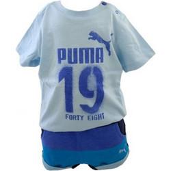 PUMA STYLE MINICATS SET BABY 836778 ΓΑΛΑΖΙΟ 2a10fa658d6