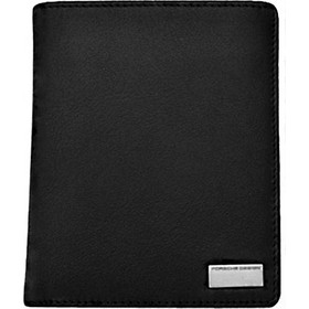 53dc3ba6e7 Porsche Design Πορτοφόλι V7 Purse Wallet P 3300 Black Leather 40 ZZ00148