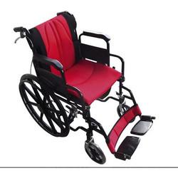 d59ba9baa014 Αναπηρικό αμαξίδιο σειρά Golden κόκκινο - μαύρο - 0808480