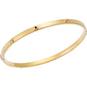 Βραχιόλι Χειροποίητο από Χρυσό 9Κ σε Κίτρινο Χρώμα 1a61fa62ac4