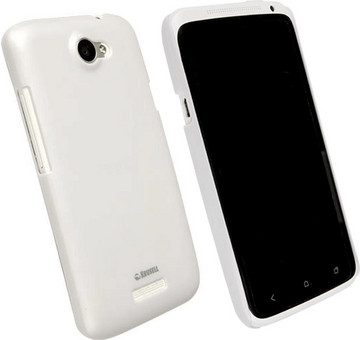 Krusell ColorCover White (HTC One X)
