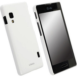 Krusell ColorCover White (LG Optimus L5 II)