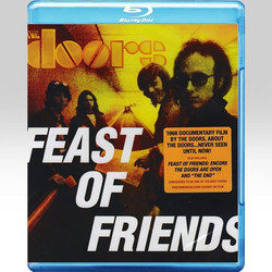 THE DOORS: FEAST OF FRIENDS (BLU-RAY) - IMPORTED / ΕΙΣΑΓΩΓΗΣ