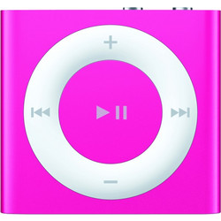 Apple iPod Shuffle 2GB 4th Generation Pink