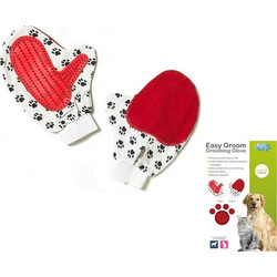 Γάντι Περιποίησης Easy Groom Grooming Glove Pet Brands e9fccd0ef2a