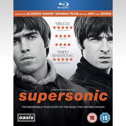 OASIS - SUPERSONIC (BLU-RAY) - IMPORTED / ΕΙΣΑΓΩΓΗΣ