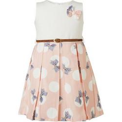 26450288b4a Παιδικό Φόρεμα Boutique 45-219375-7 Πουά Κορίτσι