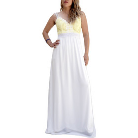 092370b26e03 BE YOU 21.15.2101 Φόρεμα Λευκό Be you