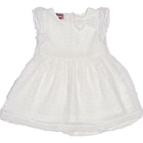 Funky 118-929102 Φόρεμα βρεφικό Εκρού For Funky Kids 1dd5e626ad0