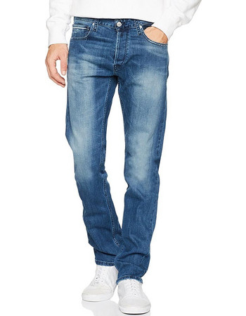 cb012b22c2 JEANS REPLAY GROVER STRAIGHT MA972.000.31D 133.009 ΜΠΛΕ MA972.000.31D133009