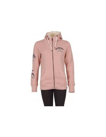 pink woman ρουχα - Γυναικείες Ζακέτες SuperDry  806e0bee102