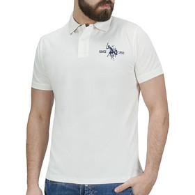 f06c374c033a U.S. Polo Ανδρική Μπλουζα Polo (43763.41029)