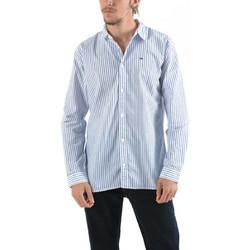 4fb515b42f79 Tommy Jeans Essential Stripe Shirt DM0DM04976-901