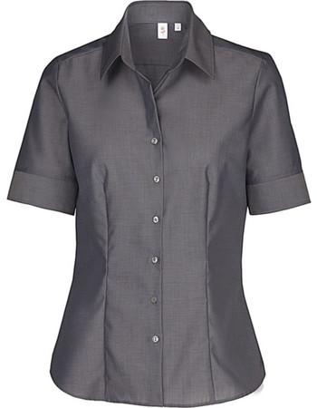 Γυναικείο πουκάμισο Seidensticker 80605 - Anthracite 55560936671