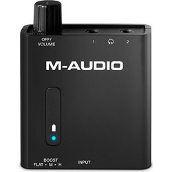M-Audio Bass Traveller
