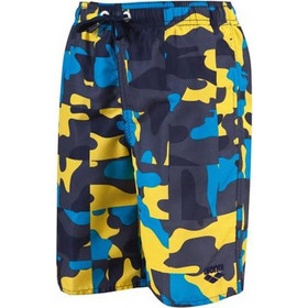 eae60cfc615 Μαγιό Αγοριών Arena Camouflage Jr Long Bermuda Board Short 1B171-70