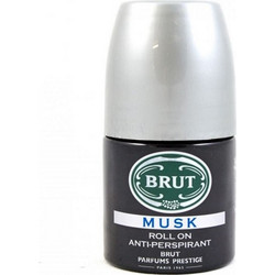 Brut Musk Roll On 50ml