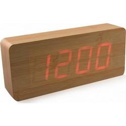 Ξύλινο Vintage Ρολόι Ημερολόγιο d5a9041056a
