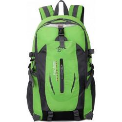 097d5bd2577 Casual Waterproof Simple Backpack τσάντας πλάτης αδιάβροχη μαύρο-πράσινο
