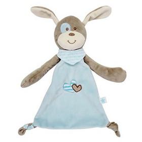 41be50f7283 Fashy Little Stars my Cuddly Friend, Μαλακό Νάνι γαλάζιο σκυλάκι 1204451,  1τμχ