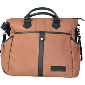 1c0216f1e4 Τσάντα Αλλαξιέρα Divaina Brown Kikkaboo 31108020004