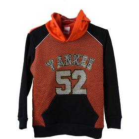 df811cb13ac Trax Παιδική Φόρμα Σετ Αγόρι Yankee 30835 Σκούρο Πορτοκαλί