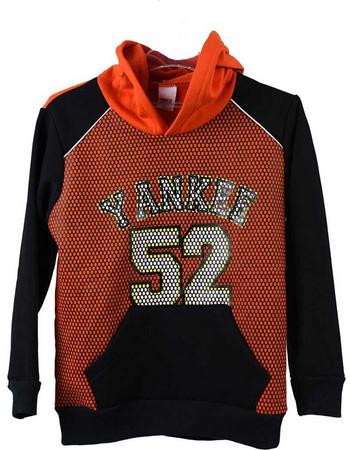 Trax Παιδική Φόρμα Σετ Αγόρι Yankee 30835 Σκούρο Πορτοκαλί 63eb4c9a147