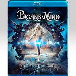 PAGAN'S MIND: FULL CIRCLE - LIVE AT CENTER STAGE (BLU-RAY) - IMPORTED / ΕΙΣΑΓΩΓΗΣ