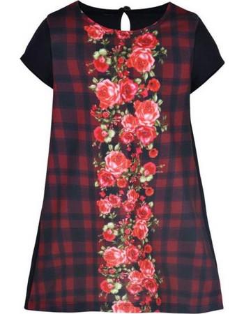 Παιδικό Φόρεμα Energiers 15-115313-7 Κόκκινο Κορίτσι 620f8f6a75b