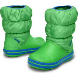 1afe4d4b3b7 Crocs shoes Παιδικό μποτάκι Winter Puff Boot Kids 14613-367