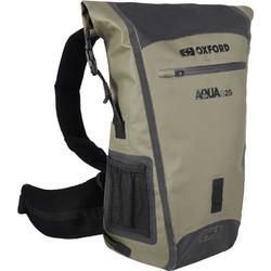1f10725045 Τσάντα Πλάτης Oxford Aqua B25 Χακί   Μαύρο