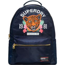 75254f1662 SUPERDRY MIDI ΤΣΑΝΤΑ BACKPACK ΓΥΝΑΙΚΕΙΑ G91098NQ-SD9 (SD9 TIGER NAVY PATCH)