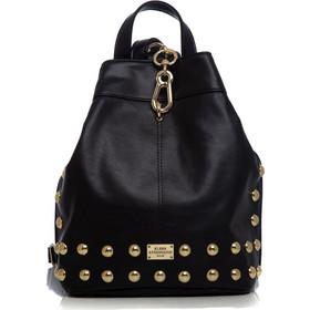 3fe5c17461 Elena Athanasiou Black n  Metal Backpack (EA-001.