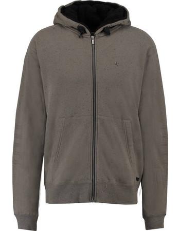 7642fe251b6e Ζακέτα ανδρική φούτερ με γούνα στην κουκούλα Garcia Jeans  (U81063-3459-TAUPE)