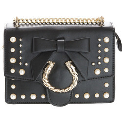 b2ccb46f5d Rocco Barocco Γυναικεία Τσάντα Ώμου q04 black