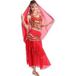 Γυναικεία Oriental με φούστα Στολή χορού L32 7732 ab9d66a7c85