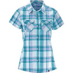 45bcab54d969 Γυναικείο πουκάμισο κοντομάνικο Salomon Equation Shirt W Boss Blue Μπλε  Salomon