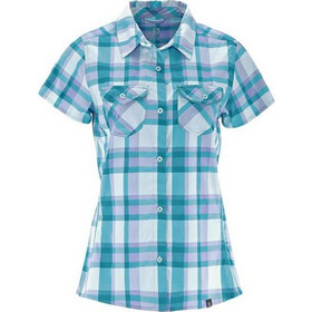741a404078c Γυναικείο πουκάμισο κοντομάνικο Salomon Equation Shirt W Boss Blue Μπλε  Salomon