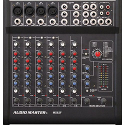 Audio Master MIX-82F