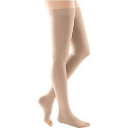 Medi Duomed Κάλτσες Διαβαθμισμένης Συμπίεσης Ριζομηρίου Με Σιλικόνη XXL  CCL2 Ανοιχτά Δάχτυλα (Μπεζ Χρώμα) 3c60dba185d