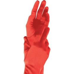 Leg Avenue Extra Long Red Satin Gloves ae40493869b